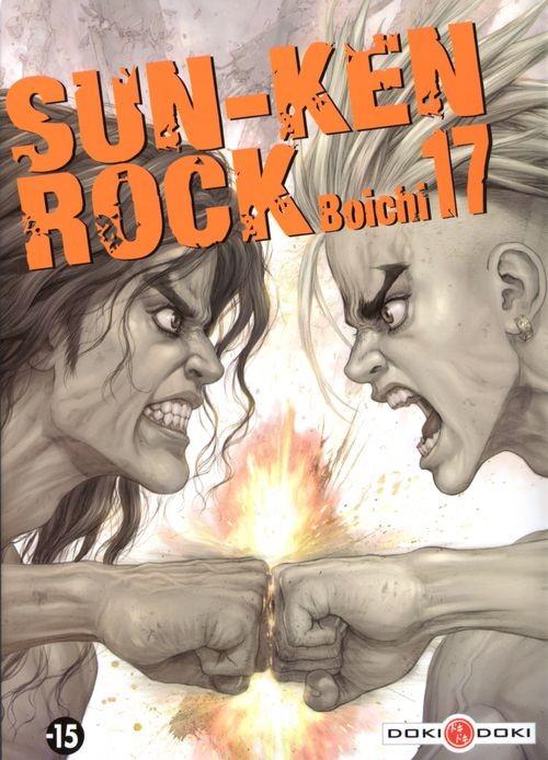 Couverture de Sun-Ken Rock -17- Tome 17