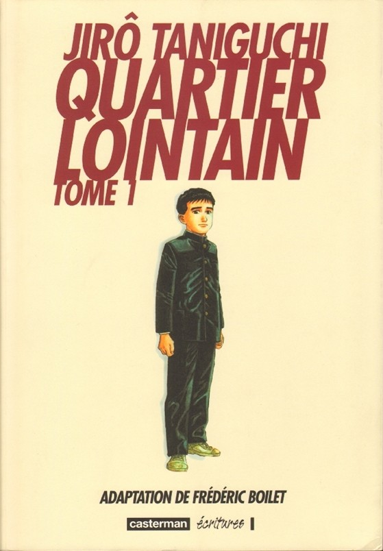 Couverture de Quartier lointain -1- Tome 1