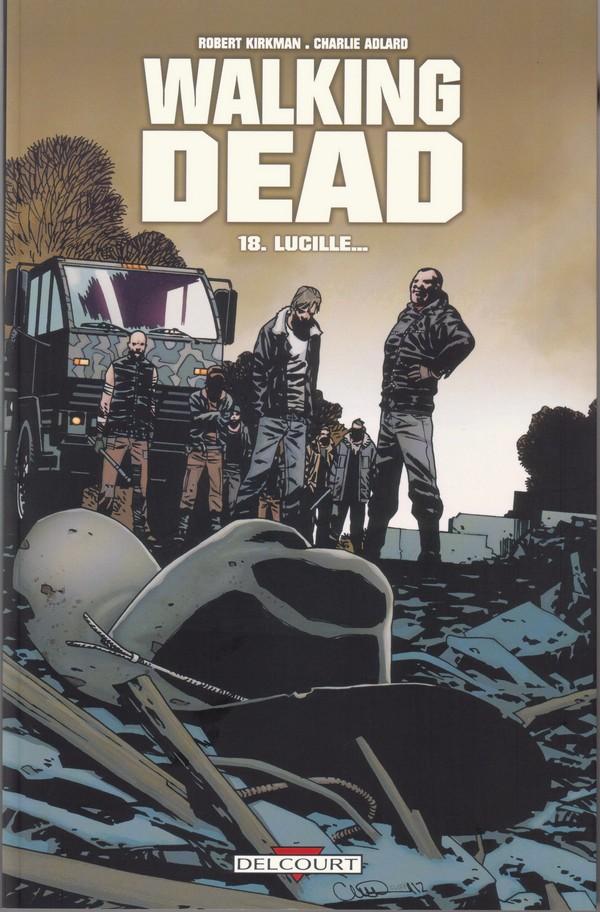 Couverture de Walking Dead -18- Lucille...