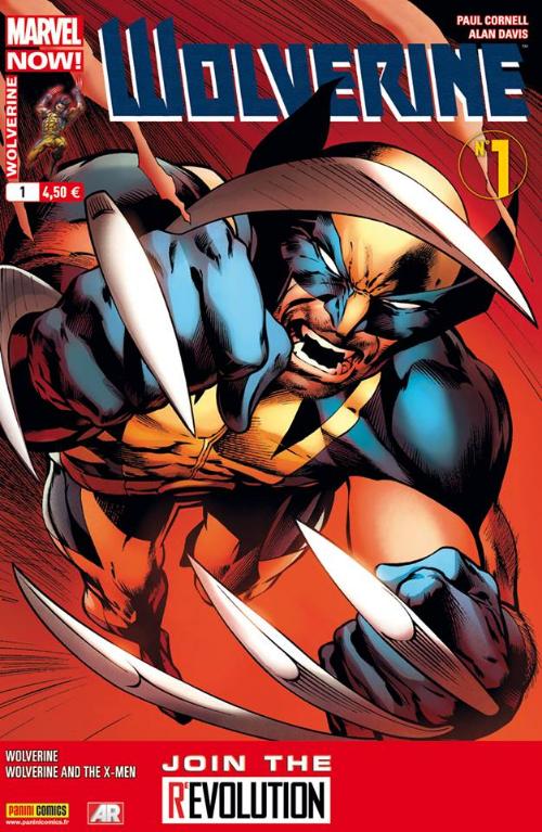 Wolverine (Marvel France 4e série) (24 tomes)