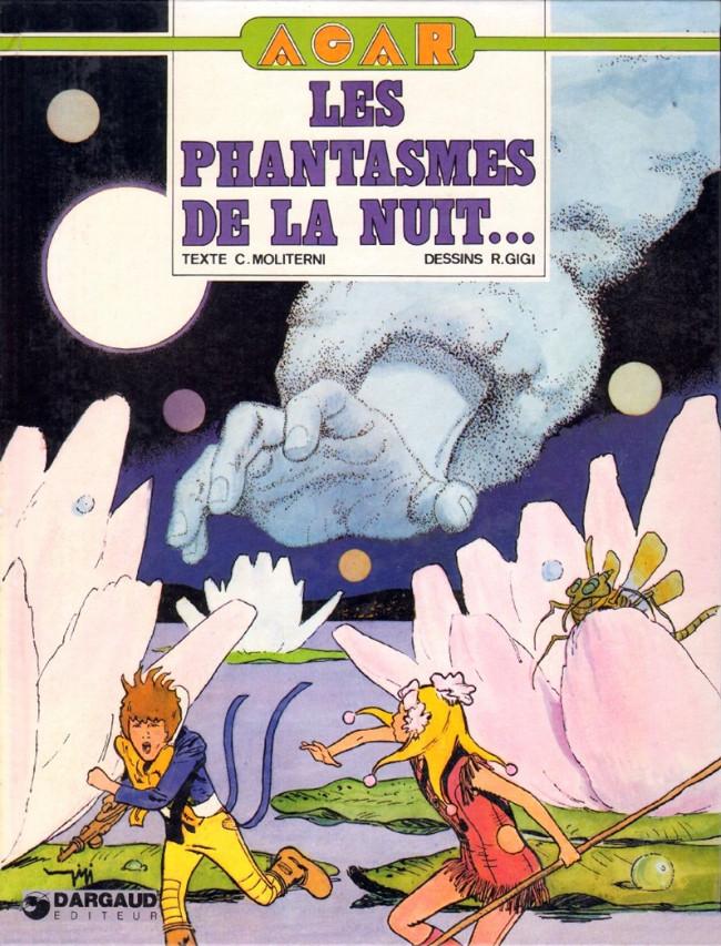 Couverture de Agar -2- Les phantasmes de la nuit...