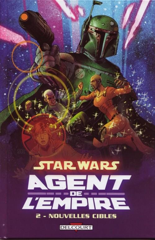 Couverture de Star Wars - Agent de l'Empire -2- Nouvelles cibles