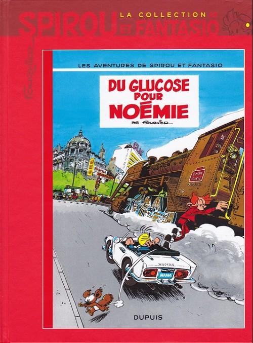 Couverture de Spirou et Fantasio - La collection (Cobra) -23- Du glucose pour Noémie