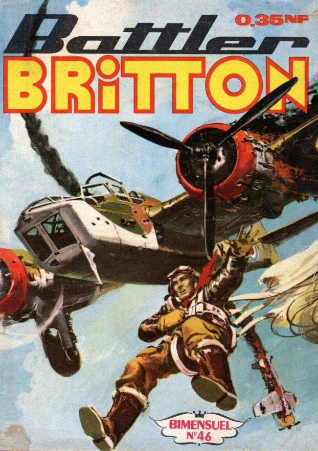 Couverture de Battler Britton -46- Le trésor flottant