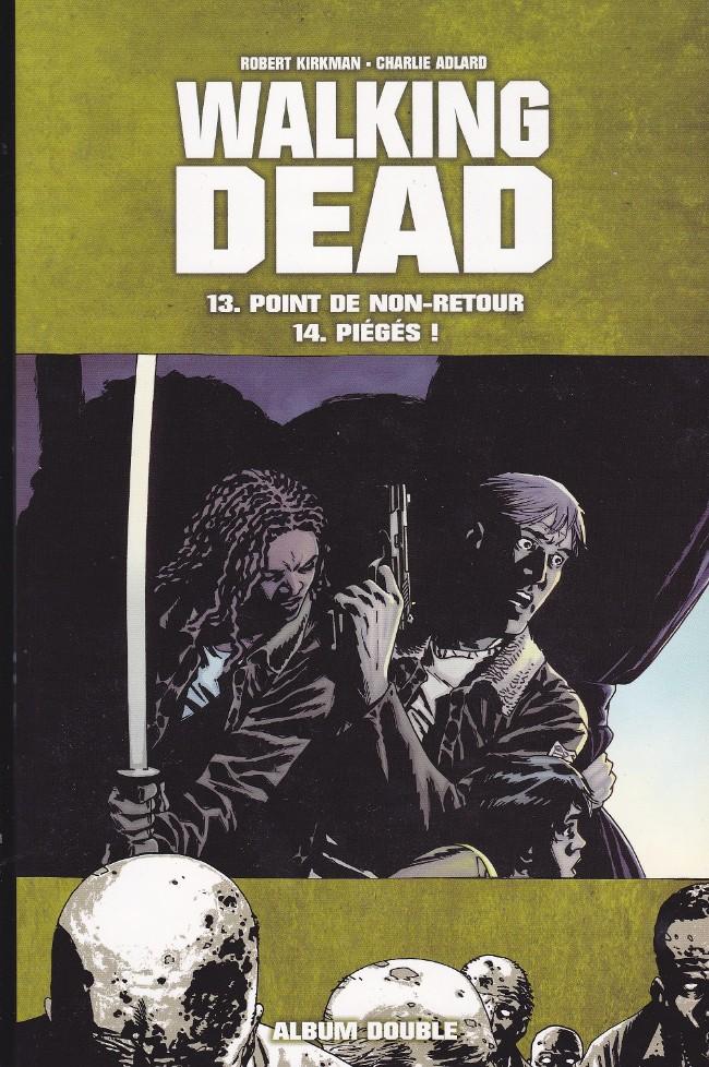 Couverture de Walking Dead -FL07- Point de non-retour-Piégés !