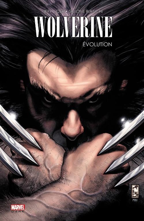 Couverture de Wolverine (Marvel Dark) - Évolution
