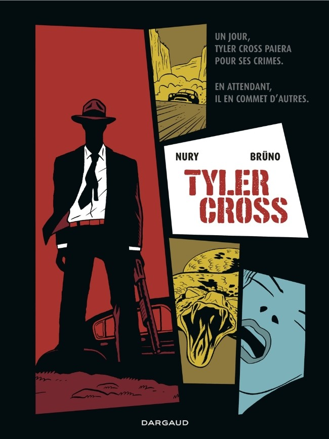 Couverture de Tyler Cross - Tome 1