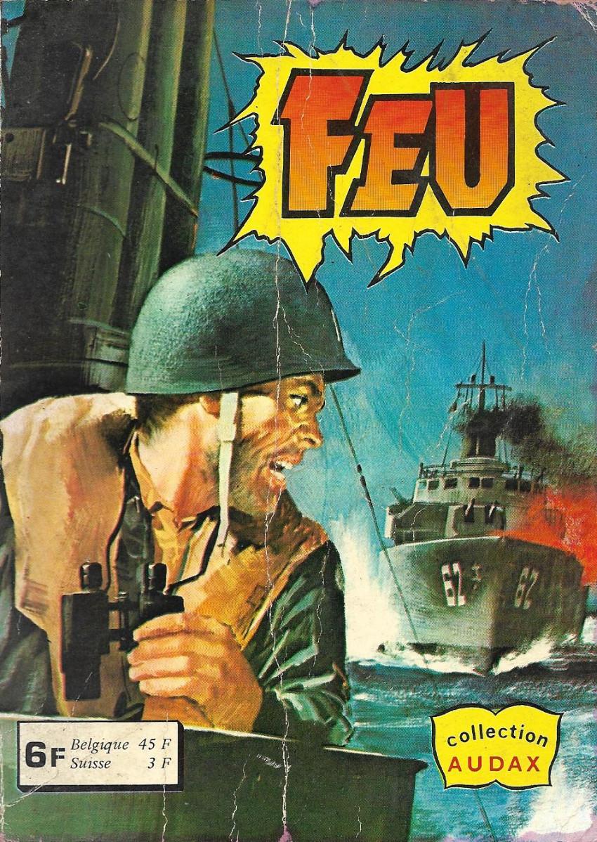Couverture de Feu -Rec11- Recueil 5817 (21, 22)