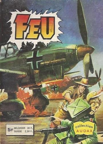 Couverture de Feu -Rec03- Recueil 5610 (5, 6)