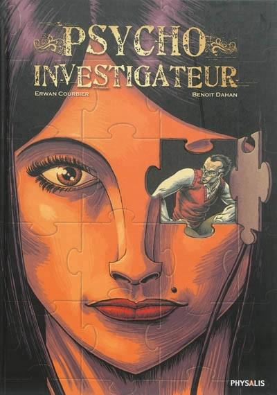 Couverture de Psycho-Investigateur / Simon Radius Psycho-Investigateur -1- Psycho-Investigateur (Tomes 1 à 3)