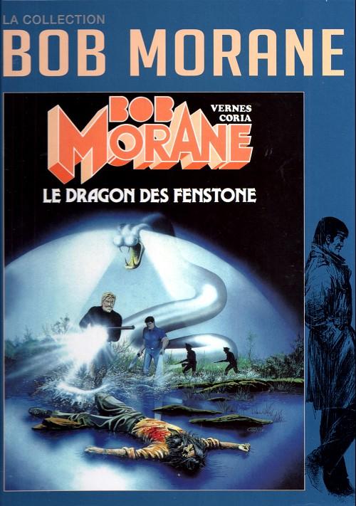 Couverture de Bob Morane 11 (La collection - Altaya) -33- Le dragon des Fenstone
