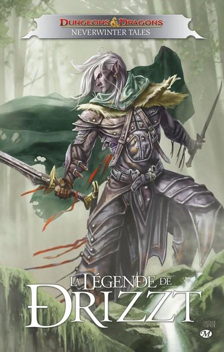 Couverture de La légende de Drizzt -HS1- Neverwinter Tales