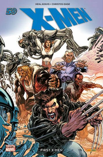 Couverture de X-Men (100% Marvel) - First X-Men