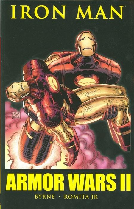 Couverture de Iron Man Vol.1 (Marvel comics - 1968) -INT- Armor Wars II