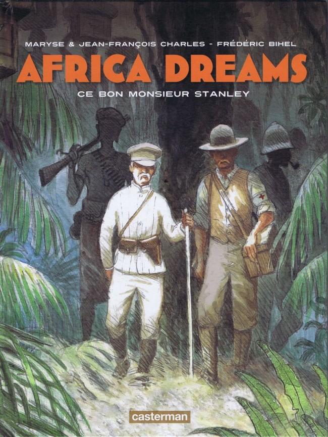 Couverture de Africa Dreams -3- Ce bon Monsieur Stanley