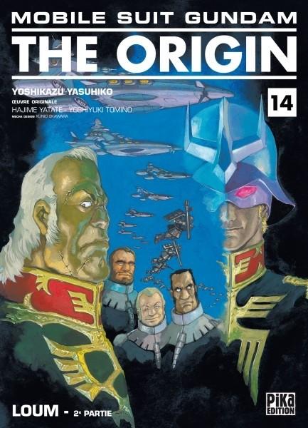 Mobile Suit Gundam The Origin Tome 14 Loum. 2e partie - Yoshikazu Yasuhiko