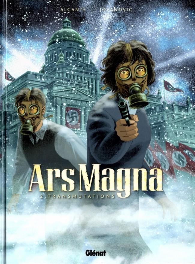 Couverture de Ars Magna -2- Transmutations
