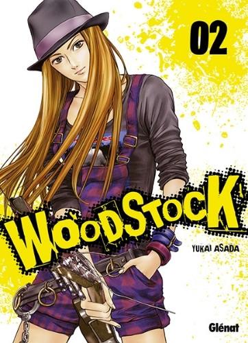 Couverture de Woodstock -2- Tome 2