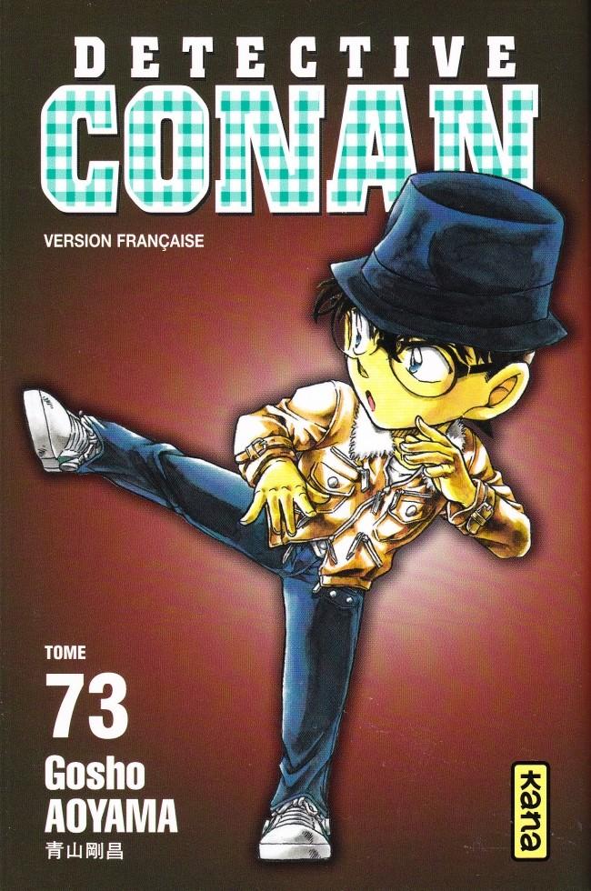 Couverture de Détective Conan -73- Tome 73