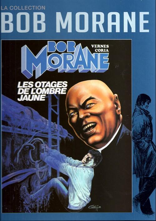Couverture de Bob Morane 11 (La collection - Altaya) -34- Les otages de l'Ombre Jaune