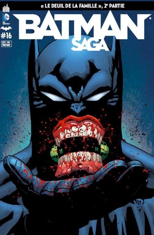 Couverture de Batman Saga -16- Numéro 16