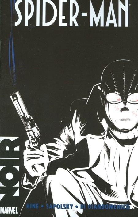 Couverture de Spider-Man: Noir (2009) -INT- Noir