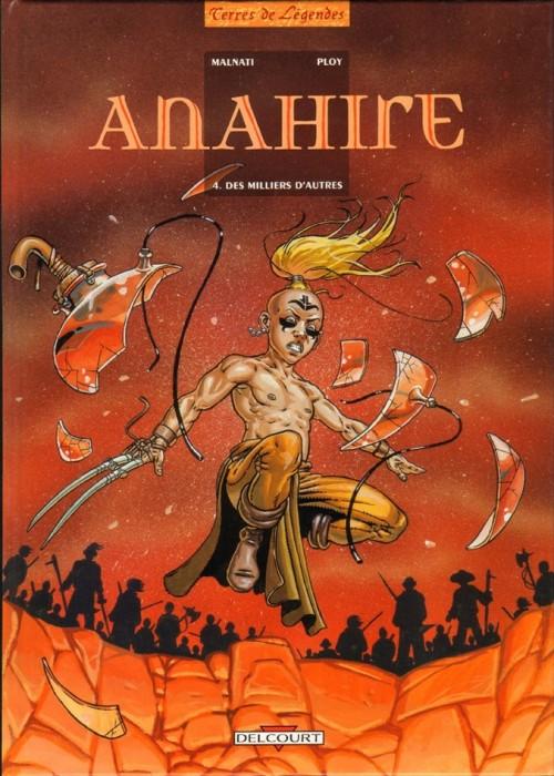 Couverture de Anahire -4- Des milliers d'autres