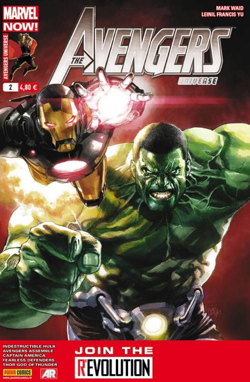 Couverture de Avengers Universe (1re série - 2013) -2- Infection