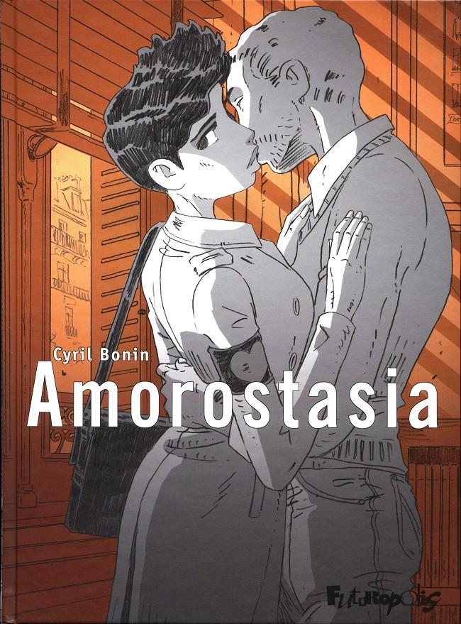 Couverture de Amorostasia - Tome 1