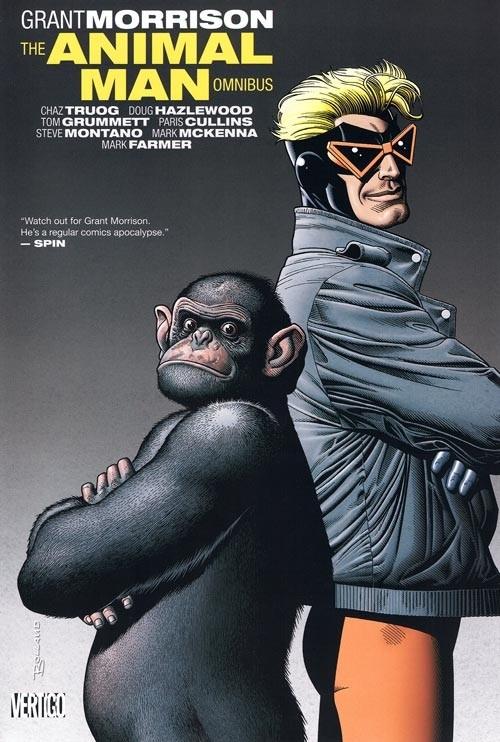 Couverture de Animal Man Vol.1 (DC comics - 1988) -OMNI- The Animal Man Omnibus