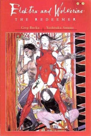 Couverture de Elektra & Wolverine: The Redeemer (2002) -3- The Redeemer Book 3