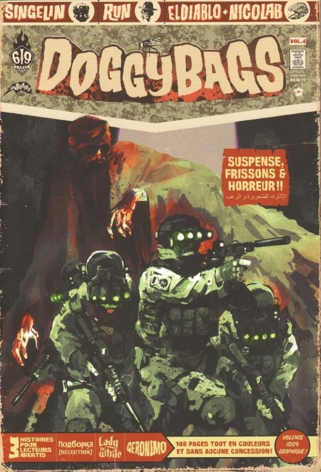 Couverture de Doggybags -4- Volume 4