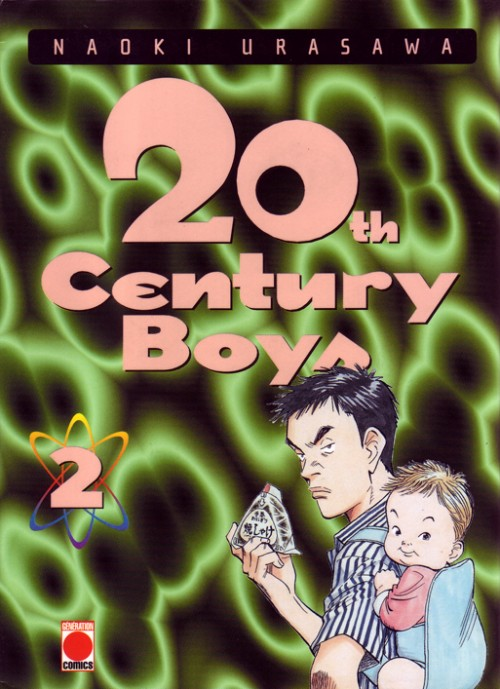 Couverture de 20th Century Boys -2- Tome 2