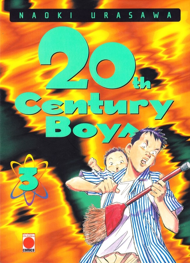 Couverture de 20th Century Boys -3- Tome 3