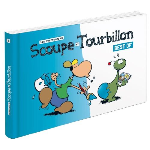 Couverture de Scoupe et Tourbillon (Les aventures de) -1- Best of