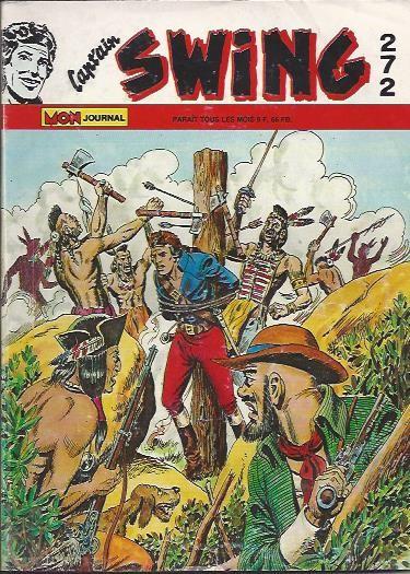 Couverture de Capt'ain Swing! (1re série) -272- Le fils du général