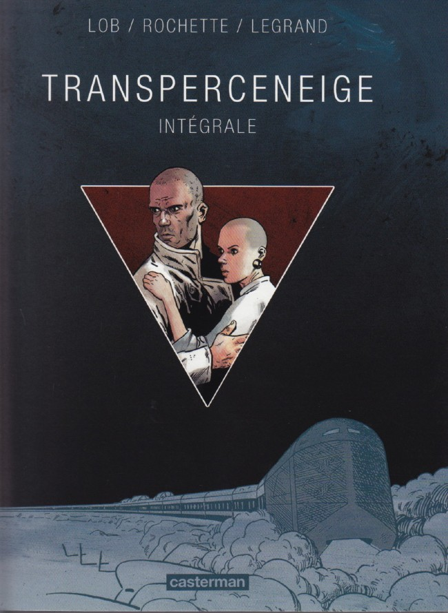 Couverture de Le transperceneige -INT- Transperceneige
