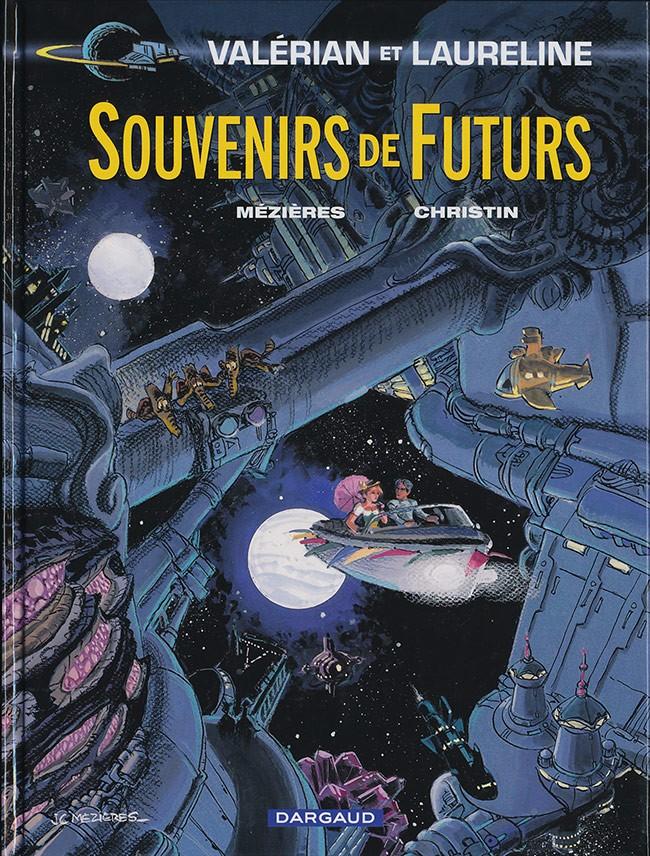 Valérian - Tome 22 Souvenirs de Futurs