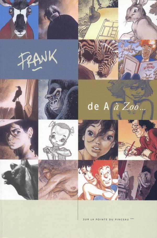 Couverture de (AUT) Frank (Pé) -2- de A à Zoo...