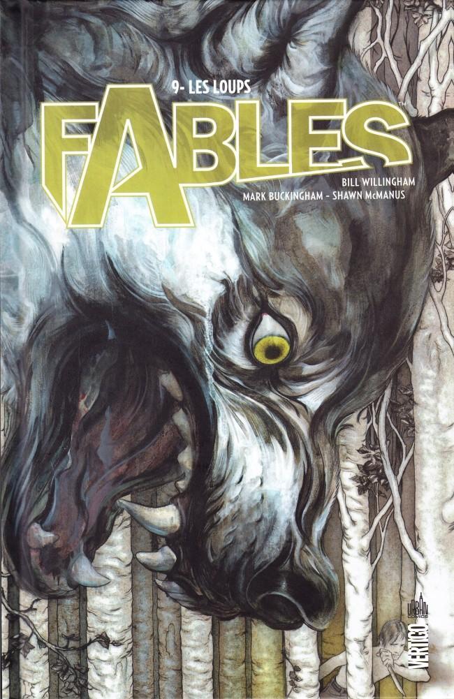 Couverture de Fables (Urban Comics) -9- Les Loups