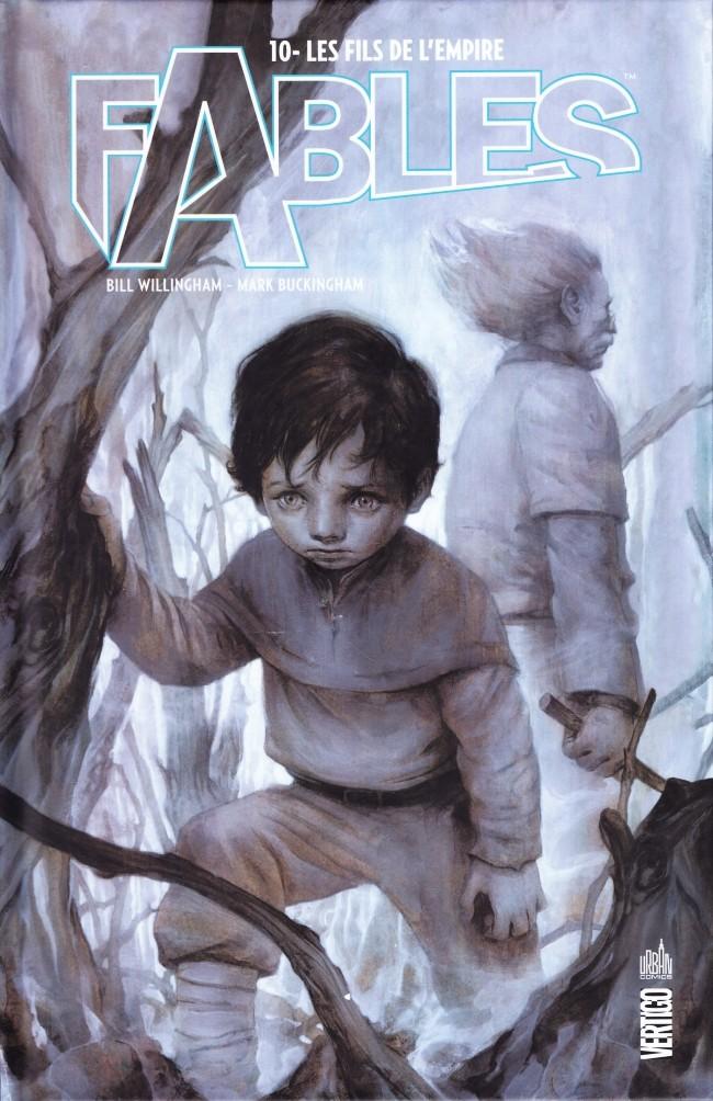 Couverture de Fables (Urban Comics) -10- Les Fils de l'Empire