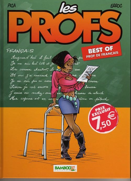 Couverture de Les profs -HS4- Best of prof de français