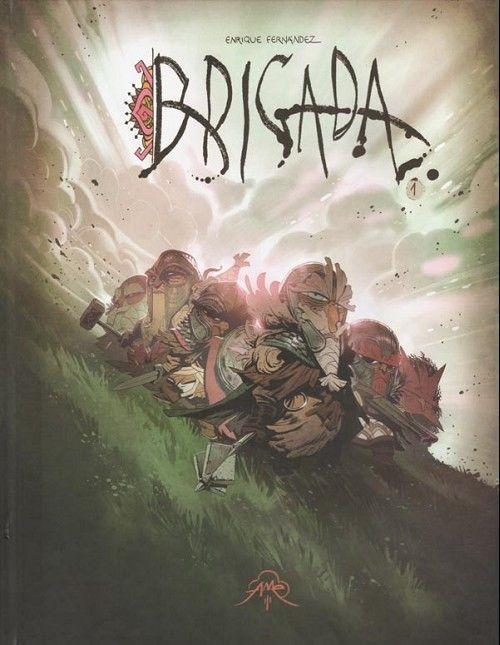 Couverture de Brigada -1- Tome 1