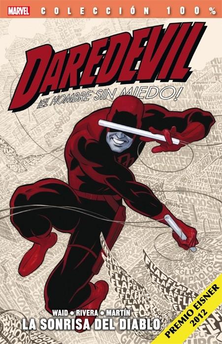Couverture de 100% Marvel: Daredevil ¡El Hombre sin Miedo! -1- La Sonrisa del Diablo