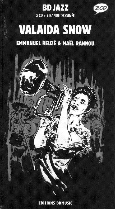 Couverture de BD Jazz - Valaida Snow