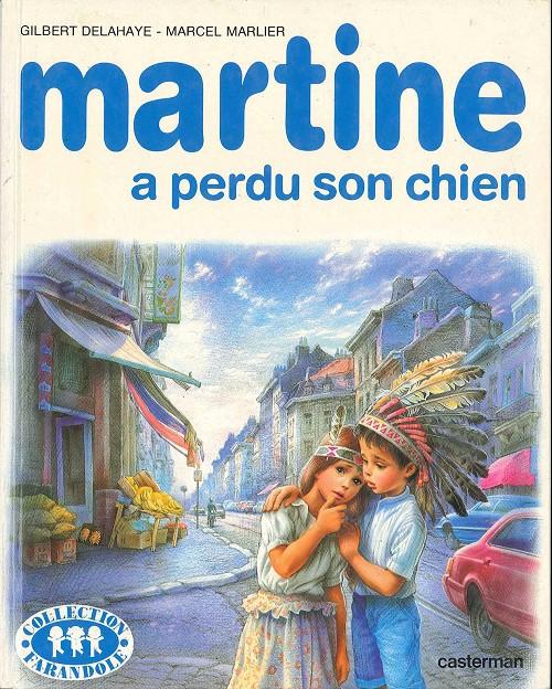 Couverture de Martine -36a- Martine a perdu son chien