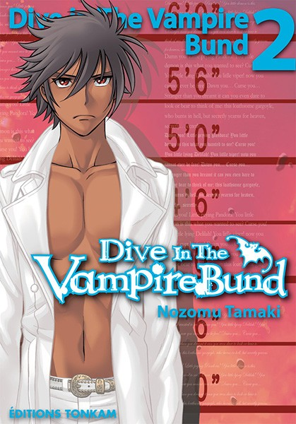 Dive in the Vampire Bund - les 2 tomes