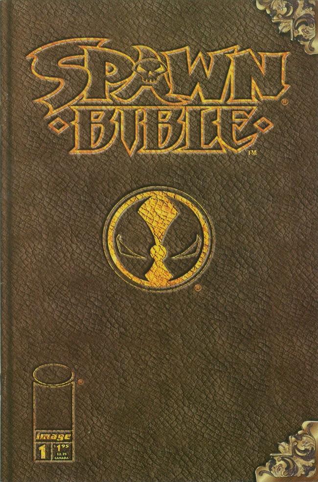 Couverture de Spawn (1992) -HS- Spawn Bible