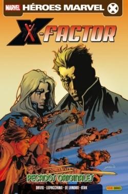 Couverture de X-Factor v2 (en espagnol) -3- Pecados Originales