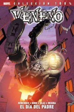 Couverture de 100% Marvel: Veneno -4- El día del padre